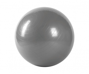 PVC yoga ball 75cm with hand pump